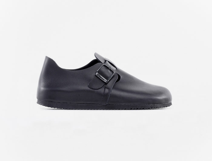 Freudenberg Black Professional Shoes